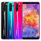 512m+4g P33 Unlocked 3g Smart Phone 5.0 In Android 6.0 Hd Camera Dual Sim Mobile
