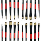 5pcs Paint Brushes Set Acrylic Oil Watercolor Painting Art Model Tools Supplies for sale  Shipping to Canada