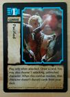 #53 Pacified card, X1 Blue Xena Warrior Princess CCG Trading Card Game