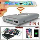500000mAh Portable Power Bank Dual USB Pack Battery Charger For Mobile Phone