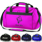 Personalised Horse Pony Holdall Bag,Jodpurs,Show Jacket,Printed Equestrian Gift
