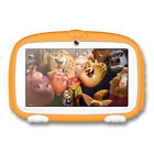 7 Inch HD Tablet Dual Camera WiFi Android 6.0 8GB Bundle Case 3G USB Kids Gift