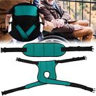Seat Safety Harness Belt Support Adjustable Wheelchair Leg Strap for Patients