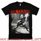 THE CLASH PUNK ROCK T SHIRT MEN'S SIZES image