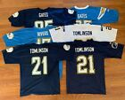 VTG San Diego Chargers Jerseys LaDainian Tomlinson Philip Rivers Antonio Gates $12.99 USD on eBay