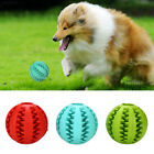002A Pet Teeth Cleaning Toys Feeder Toy Pet Chew Ball