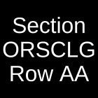 3 Tickets Chilly Gonzales 1/18/20 Ottawa, ON