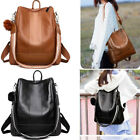 Women's Ladies Backpack School Book Bags Shoulder Rucksack Travel Bag 41