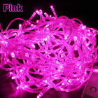 Купить 100 LED 10M Christmas Tree Fairy String Party Lights Xmax Waterproof Color Lamp