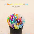 347B 48 Colors Neutral Pen Set Writing Pens Office Durable Signature Pen Set