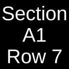 4 Tickets Alice Cooper's Christmas Pudding 12/14/19 Phoenix, AZ