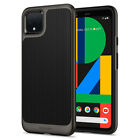 Google Pixel 4 Pixel 4 XL Case Spigen®[Neo Hybrid] Shockproof Slim Grip Cover