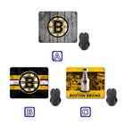 Boston Bruins Computer Mouse Pad Mat PC Mice $4.49 USD on eBay