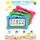 XGODY Quad Core 7 Inch Kids Tablet PC Android 8.1 WIFI Dual Camera HD Education