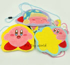 Kirby Shoulder Coin Bag Purse Plush Doll Figure Toy