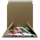 Book Wrap Postal Mailer Box PP4 Quality A4 Large 310 x 250 x 70mm Weight 100g