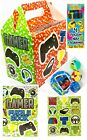 (5 Pack) Childrens Pre Filled Party Bags /  Ready Filled Party Box Gift