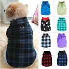 Kyпить Pet Dog Fleece Harness Vest Shirt Puppy Warm Jumper Sweater Coat Jacket Apparel на еВаy.соm