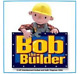 Bob The Builder Party Tableware Pack 8 People - Plates, Tablecover, Cups, Napkin