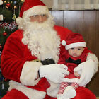 Kyпить Professional Santa Claus Costume Suit Christmas Party Outfit Cosplay Xmas Dress на еВаy.соm