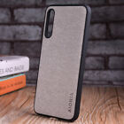 Case for Xiaomi Mi A3 A1 A2 Lite Luxury Textile leather Skin phone case cover