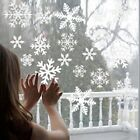 Christmas Snowflake Window Decal Stickers Xmas Home Holiday Party Decorations