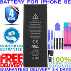OEM Replacement Internal Battery For iPhone 4 4S 5 5C 5S 6 6S 7 8 X Plus + Tools