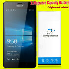 Sporting 3770mAh Rechargeable Battery or Desktop Charger for Microsoft Lumia 950