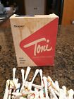 Vintage Super Toni Home Permanent Box With Rods