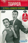 Topper 3 Full-Length Shows TV 54 DVD Anne Jeffreys Robert Sterling Leo G Carroll