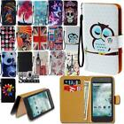Flip Leather Card Wallet Stand Cover Phone Case For Cubot Smartphones + Strap
