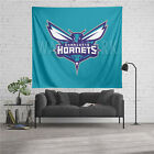 Personalized Custom Charlotte Hornets NBA Tapestry Art Wall Hanging Home Decor on eBay