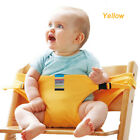Baby Safety High Chair Dining Eat Feeding Travel Car Harness Belt Fastener
