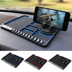1Pcs Car Non Slip Silicone Mat Multi-function Phone Holder Car Pad New