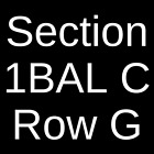 2 Tickets Alice Cooper 4/22/20 Keller Auditorium Portland, OR