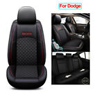 Universal Car Seat Covers PU Leather Accessories Fit for Dodge Charger Durango $179.99 USD on eBay
