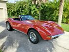 1971+Chevrolet+Corvette+Stingray+Convertible+C3+Numbers+Matching