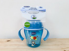 CHICCO Soft Cup 6+ Begginer Sippy Cup 200 ml 7 oz BPA Free Non Spill Baby Mugs