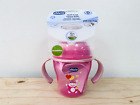 CHICCO Meal Cup 12+ Baby Drinking Mugs Training Cup 180 ml 6 oz BPA Free Sipp