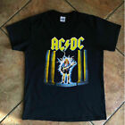 ACDC Vintage 1986 Who Made Who Concert Tour Shirt T Shirt Size S-5XL Limited image