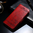 PU Leather Magnetic Card Wallet Case Flip Cover For Cubot X18 Plus X19 J3 Pro