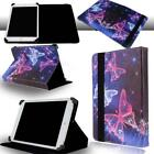 """FOLIO LEATHER STAND COVER CASE For 7"""" 8"""" 10"""" Acer Iconia Chromebook Tab"""