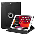 """360 Degree Rotating Keyboard Case with Pencil Holder for iPad 7th Gen 10.2"""" 2019"""
