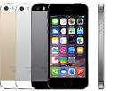 Apple iPhone 5s - 16GB 32GB 64GB O2 unlocked vodaphone A,B,C