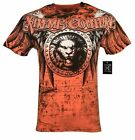 XTREME COUTURE by AFFLICTION Men T-Shirt COUTURE GREGO Biker MMA GYM S-4X $40 image