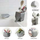 Cutlery Drainer Elephant Jumbo Kitchen Bathroom Dish Organizer Spoon Holder USA