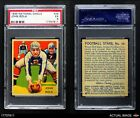 1935 National Chicle #26 John Dell Isola  PSA 5 - EXFootball Cards - 215