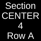 2 Tickets Sebastian Maniscalco 4/11/20 Mount Pleasant, MI