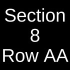 2 Tickets Reba McEntire 3/1/20 Plant City, FL