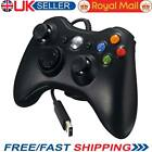 Xbox 360 Controller USB Wired Game Pad For Microsoft Xbox 360 PC...